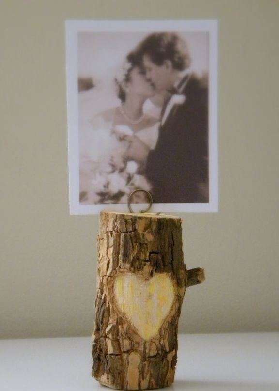 DIY Tree Branch Photo Holder - Lomography