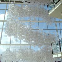 Jacob Hashimoto - Recent Site Specific Commissions - University of Houston Downtown2010