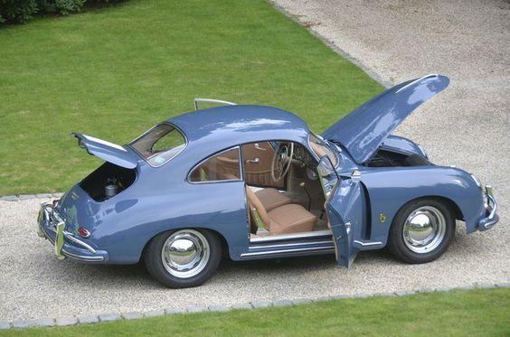 Porsche 356 A Reutter Coupe - 1958