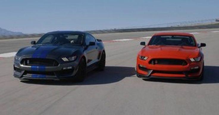 Veja (e ouça) o novo Mustang Shelby GT350 de 533 cv na pista