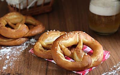 Ricetta Bretzel, ricetta orginale tedesca con lievito di birra