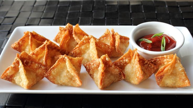 My whole family loves Chinese food. My favorite dish is the Crab Rangoon and now that I found this Crab Rangoon - Crispy Crab and Cream Cheese Wonton,