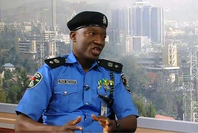 Icymi Acp Jimoh Moshood Explains Why Sars Will Not Be Disbanded Maiduguri Public Relations Police