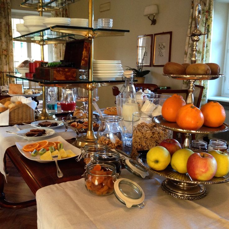 #breakfast at #cortegondina