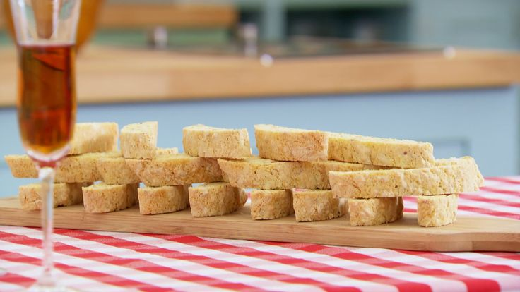 Paul Hollywood's Hazelnut and Orange Biscotti recipe from Season 3 of The Great British Baking Show. See more at PBS Food.