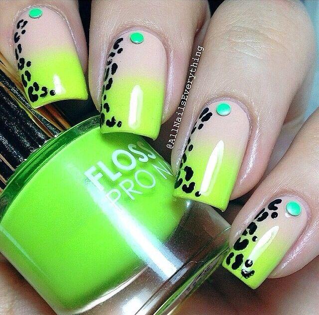 Mejores 120 imágenes de Nails en Pinterest | Uñas bonitas, Diseño de ...