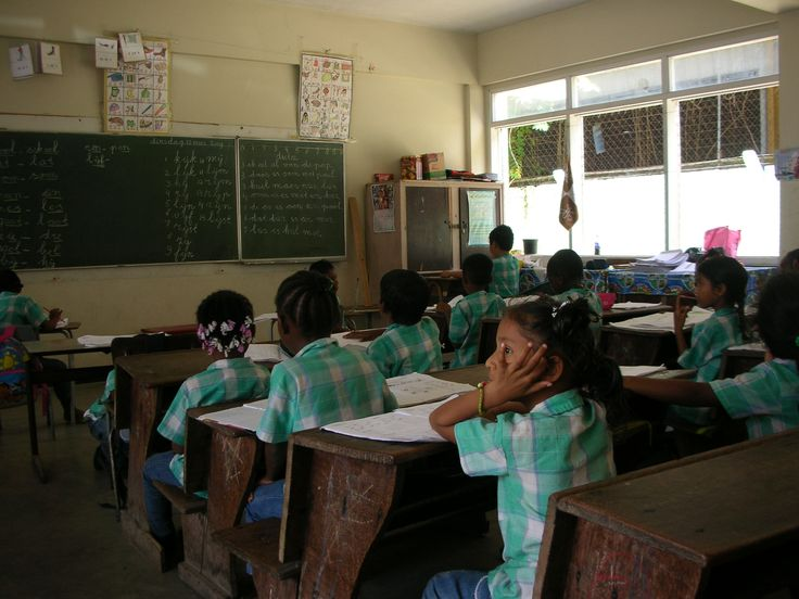 In parts of the developing world, less than half of primary school teachers are trained for their jobs.