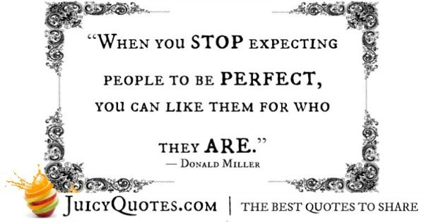 Quotes About Relationships - Donald Miller