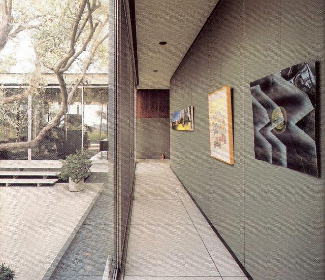 Craig Ellwood, Rosen  House, Los Angeles, California, 1961-1963