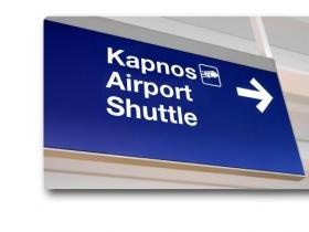 bus timetable to/from airport