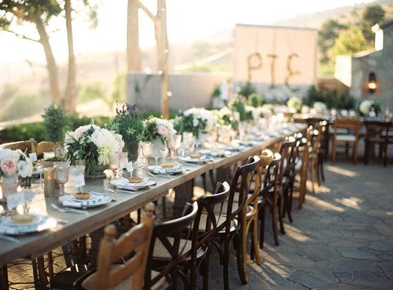 French Garden Wedding Real Weddings And Parties 100 Layer Cake