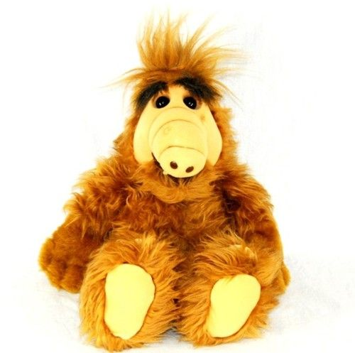 My Daddy bought me an Alf when I was really really little. I still remember him getting it for me.