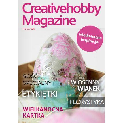 Przed Wami wiosenno-wielkanocny marcowy numer Creativehobby Magazine: http://bit.ly/1QBpUFB