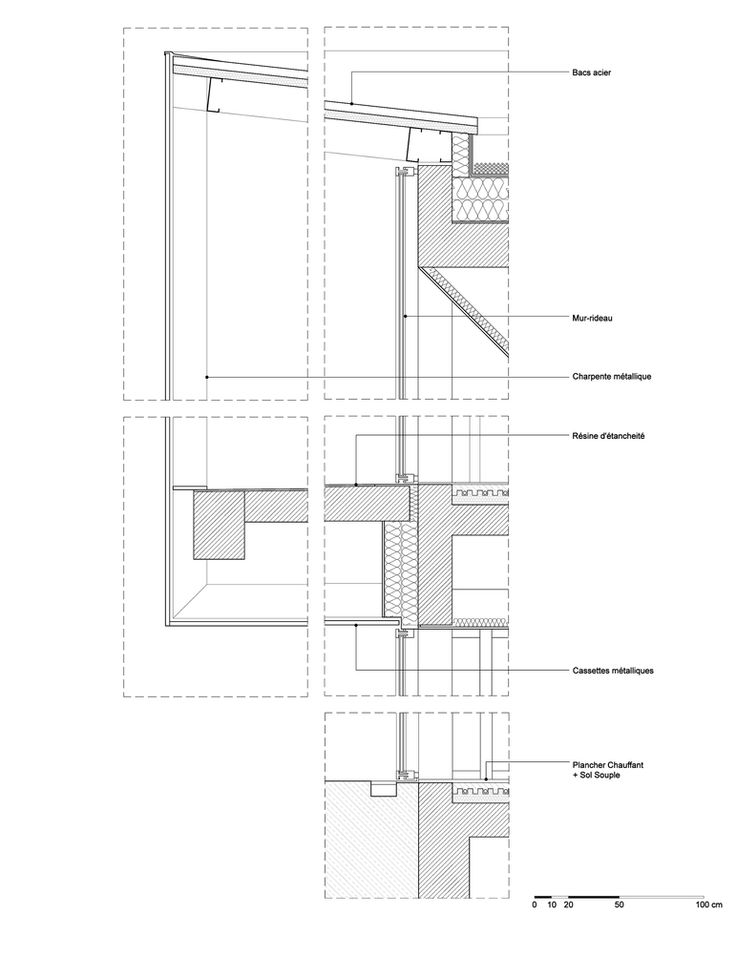 Gallery of Cultural Center Alb'Oru / Devaux & Devaux Architectes + atel'erarchitecture - 27