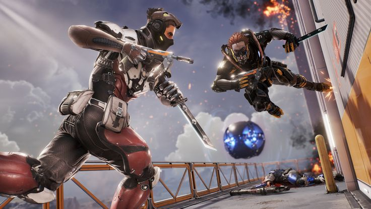 Check out my review of Lawbreakers. If you have been paying attention to the PlayStation shop at the time of release, you probably saw my quote for the game from this year's E3!