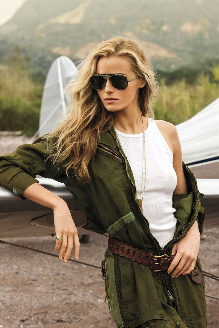 The rugged utility of the Safari embodied by the new eyewear collection