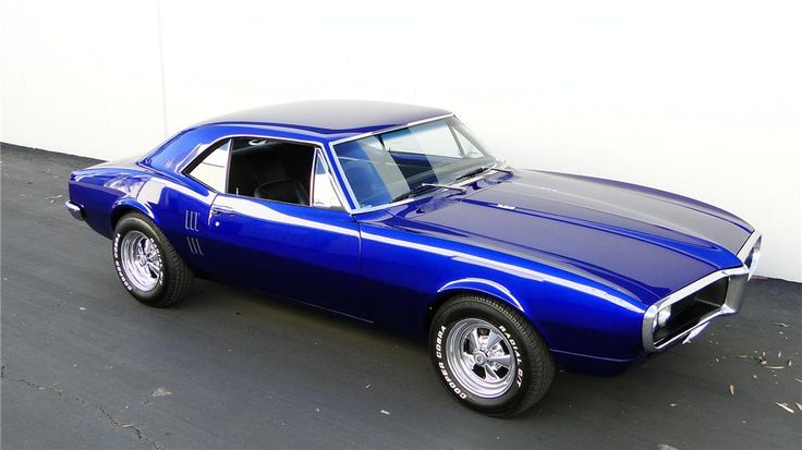 1967 PONTIAC FIREBIRD COUPE, Find parts for this classic beauty at http://restorationpartssource.com/store/