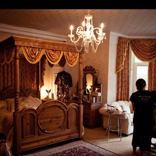 237 Best Images About Romantic Bedrooms On Pinterest