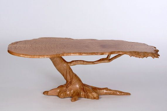 Rebecca Likes Online Shopping: Etsy Find of the Day: Tree coffee table