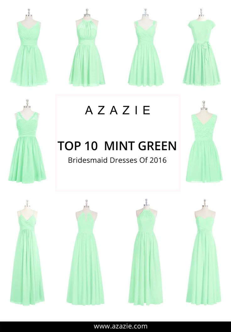 17 Best ideas about Mint Green Bridesmaid Dresses on ...