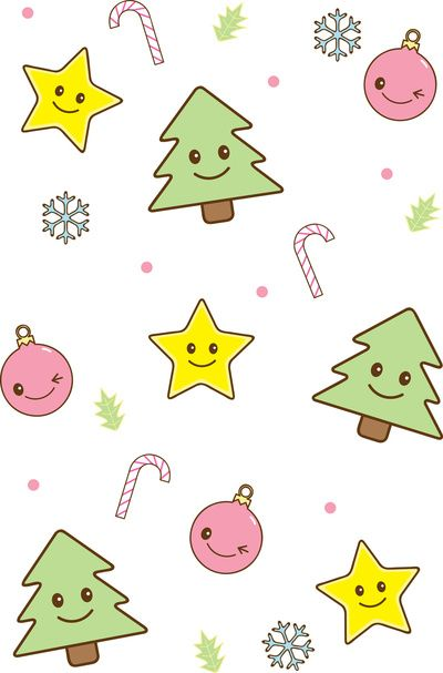 Cute Christmas IPhone Wallpaper