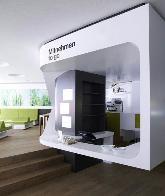 Fine Bio Food Restaurant Interior By Eins:eins Architects