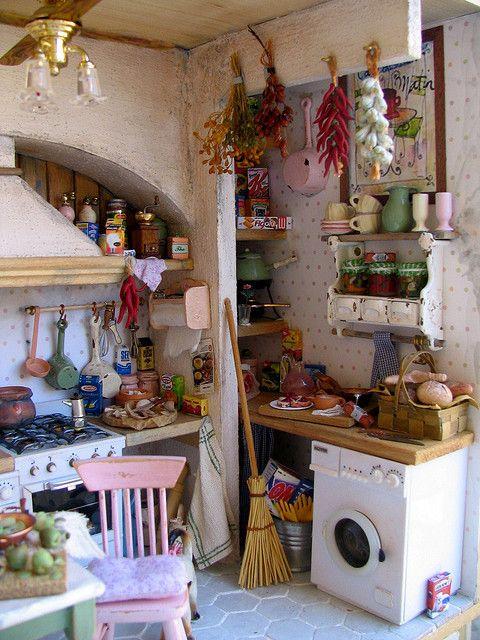 Eccezionale Oltre 25 fantastiche idee su Casa delle bambole moderna su  IY96