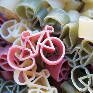 bicycle pasta | pasta di bici