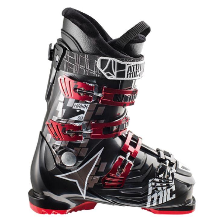 Atomic Hawx 1.0 80 Ski Boots '14/15 from @golfskipin