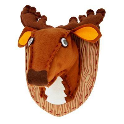LuMoo Makemee Deer Wall Decoration- at Debenhams.com