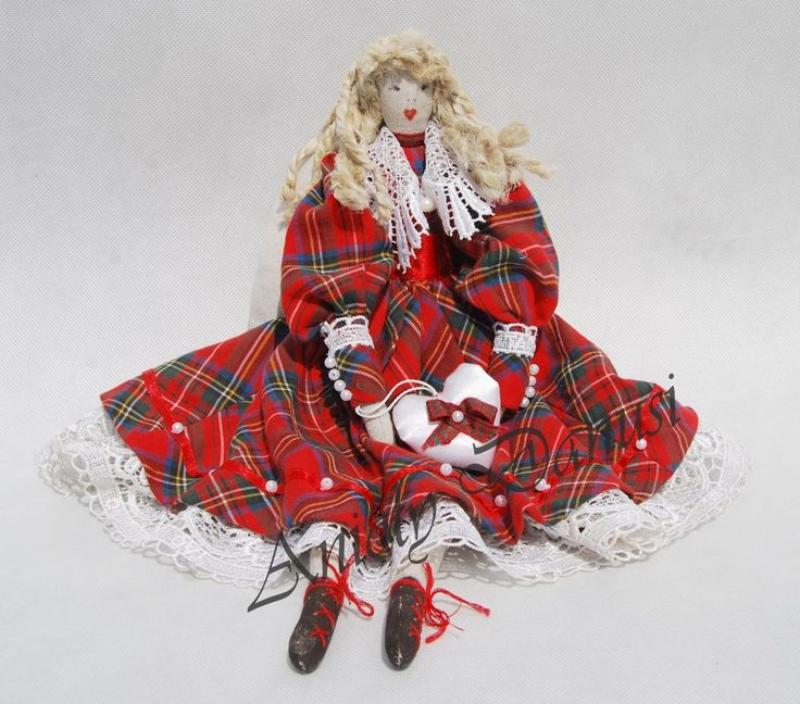 Kontakt/Contact: mail: danutaewa13@o2.pl Rękodzieło artystyczne anioły Angels lalki szmaciane lniane z materiałów naturalnych vintage unikatowe unikatowy prezent