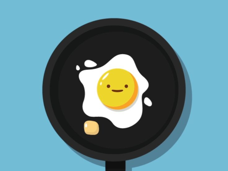 Egg by Remo van Tricht #Design Popular #Dribbble #shots