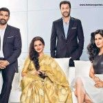 First Look Poster of 'Fitoor' Out | Feat. Katrina Kaif and Aditya Roy Kapoor