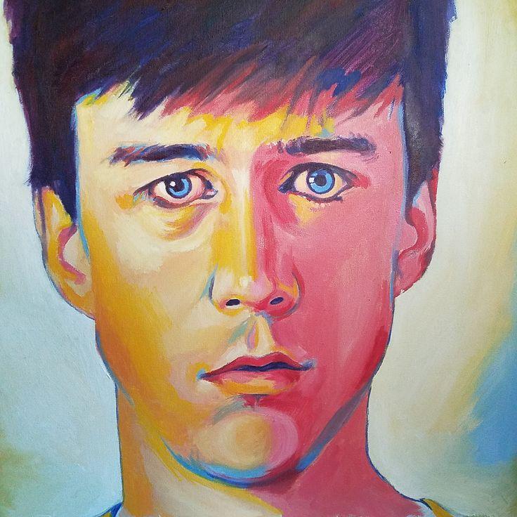"Art Cameron oil 16 x 20"""