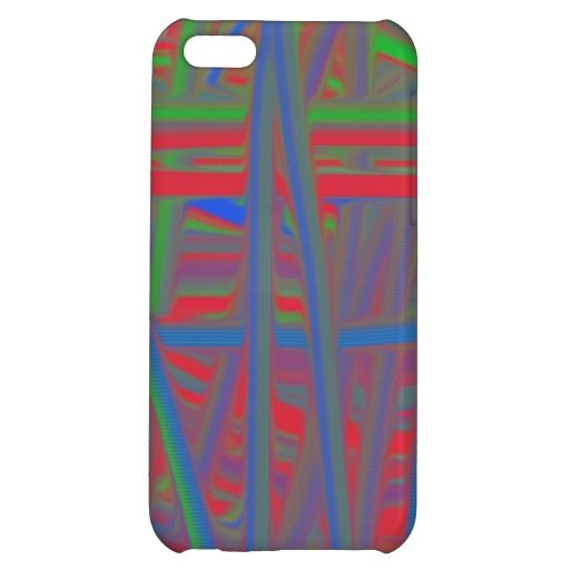 Ugly piece of art iPhone 5C covers
