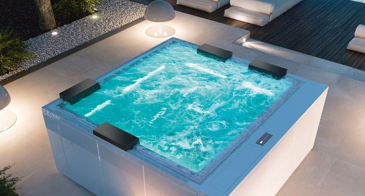 Vasche idromassaggio cabine multifunzione box doccia e