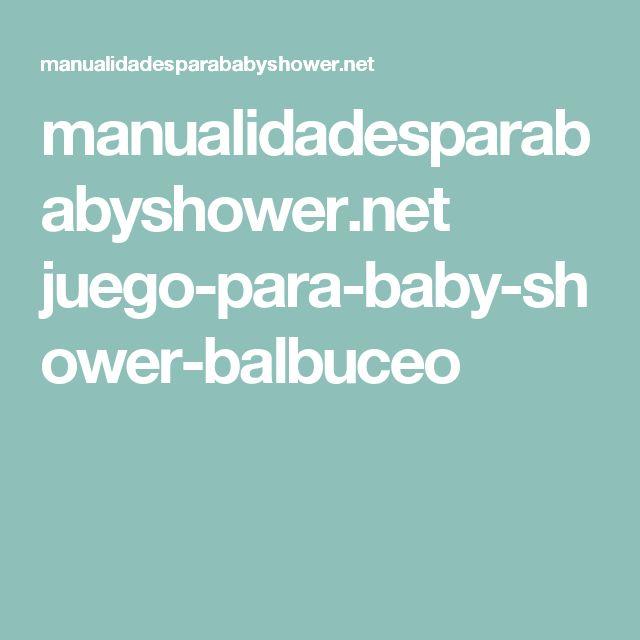 manualidadesparababyshower.net juego-para-baby-shower-balbuceo