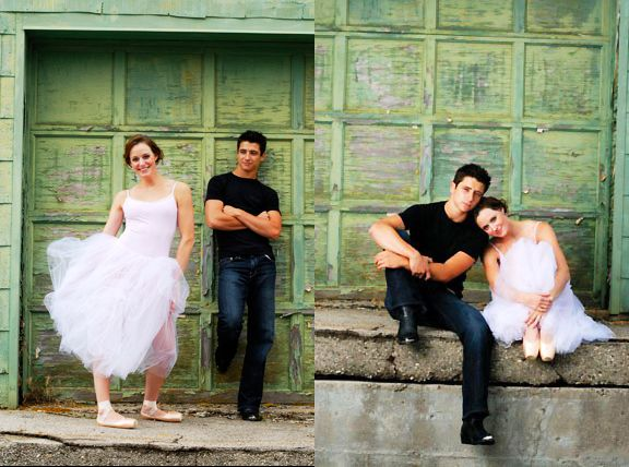 """""""I was the only nine-year-old to tell the National Ballet that I was already committed to a partner."""" - Tessa Virtue"""