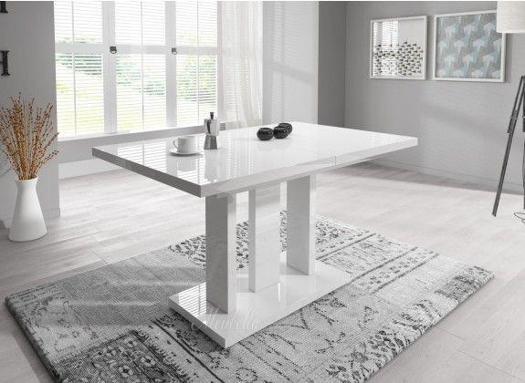 Eetkamertafel Amigo is een tafel die geschikt is voor 4 tot 6 personen ...