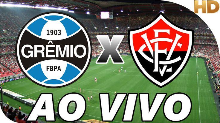 Grêmio x Vitória Ao Vivo - Veja Ao Vivo o jogo de futebol entre Grêmio e Vitória através de nosso site. Todos os grandes jogos...