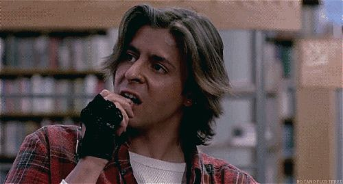 John Bender was a total badass who could light a match with his f---ing teeth. | 18 Reasons You Had A Crush On John Bender From The Breakfast Club