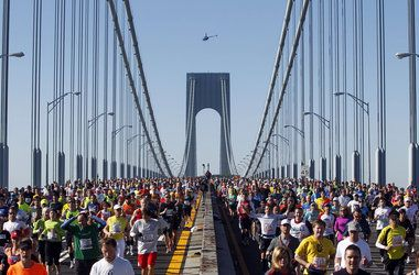 That is the subject line of more than 100 e-mails -- all the same form letter-style -- received by the Advance since Mayor Michael Bloomberg ignored the pleas to cancel Sunday's New York City Marathon.