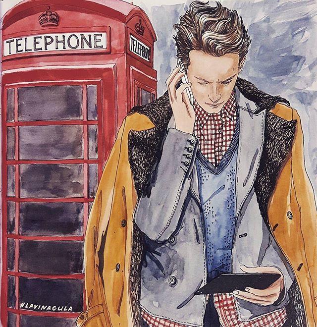 #suwalook #looksuwa #looksuwacoloring #suwa_ #suwacoloringbook #london #fashionwatercolor #fashion #coloring #coloringbook #coloringforadults #adultcoloringbook #mode #phonebooth #man #malbuch #malbuchfürerwachsene #watercolor #aquarell #aquarelle #fabercastell #fashionillustration #акварель #lavinagula Coloring book Suwa LOOK