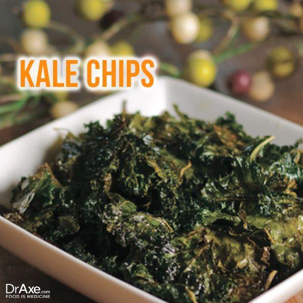 Kale Chips | Recipe
