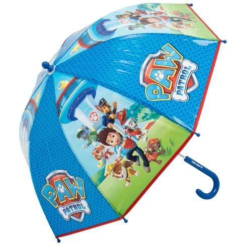 Superb Paw Patrol Blue Bubble Umbrella Now At Smyths Toys UK! Buy Online Or Collect At Your Local Smyths Store! We Stock A Great Range Of Paw Patrol At Great Prices.