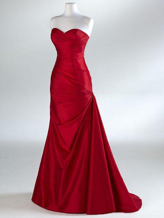Custom make Ball gowns Bridal Gown  Bridesmaid Dress by kissbridal, $120.00