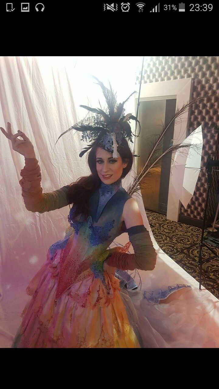 Group costume entry into the World of Wearable art competition