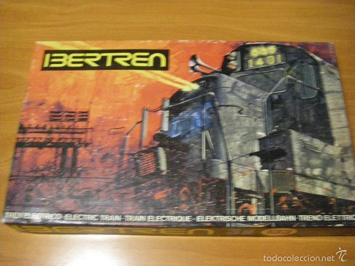 IBERTREN N 133. COMPLETO (Juguetes - Trenes a escala N - Ibertren N)