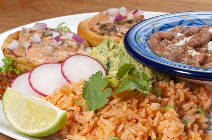 Arroz a la Mexicana (aka Arroz Mexicano, Arroz Rojo, Spanish Rice) – Mexican Tomato Rice – Recipe (http://herbivoracious.com/2009/12/arroz-a-la-mexicana-mexican-tomato-rice-recipe.html)