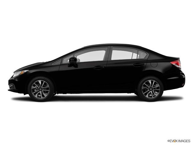 2014 Honda Civic Sedan 4dr CVT EX Jersey City NJ 21560068